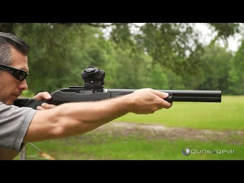 Integrally Suppressed Barrel for Ruger's 10/22 Takedown: Guns & Gear| S9 E8