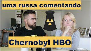 Dasha comentando a serie Chernobyl HBO 1 - Ep. 178