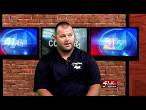 Coach's Corner - J.T. Wall - John Milledge Academy - Part 1