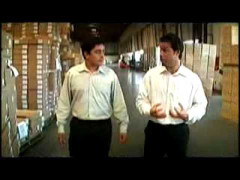 """""""What In the World is the Global Supply Chain"""" DVD Trailer"""