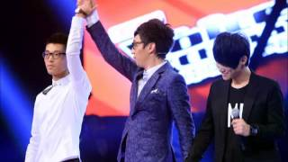 中國好聲音 2012-09-07 張赫宣 + 卓義峰 - 無言 無雜音版