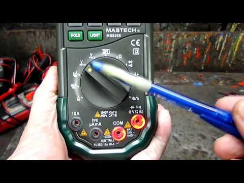 Autoranging Multimeter Review