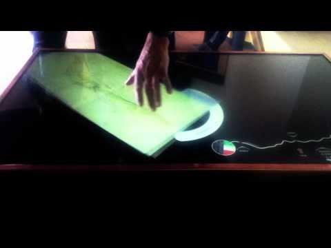 Multitouch Desk (Leonardo da Vinci Museum (Vinci, Italia)) - felixba94