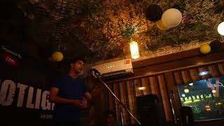 SPOTLIGHT - An Open Mic Festival (Performance - 24 Ajay Negi - Stand up Comedy)