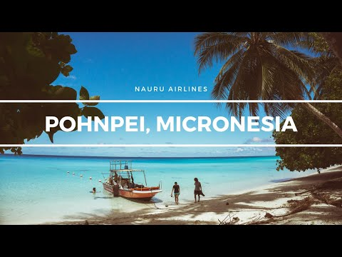 Nauru Airlines Pohnpei Video