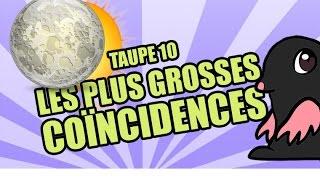 TOP 10 des plus grosses Coïncidences