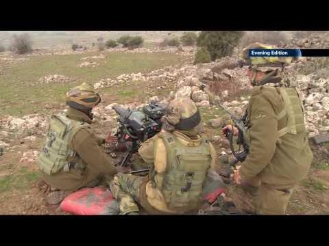 I24news Givati Brigade