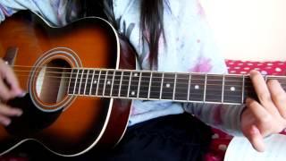 小6の娘です。 親子ともにギター初心者です。