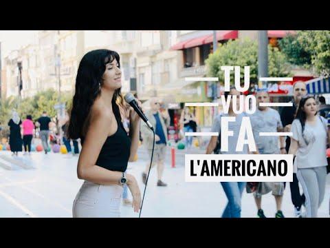 Tu Vuo Fa L' Americano (Trio Manouche) Cover