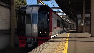 名鉄2206F(試運転) 試27レ本宿駅発車