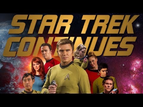 Should Trekkers Consider STAR TREK CONTINUES Canon? Vic Mignogna from STC Answers!
