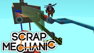 MAPA POD MAPĄ!?!?!?! | SCRAP MECHANIC #87 | GILATHISS & HADESIAK