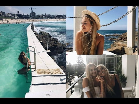 WEEKEND IN SYDNEY WITH FRE  (vlog)