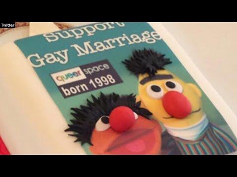 Bakers Face Prosecution for Refusing to Bake Sesame Street Gay Wedding Cake