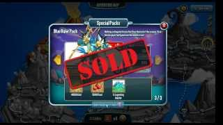Monster Legends Special Packs Lord of Atlantis