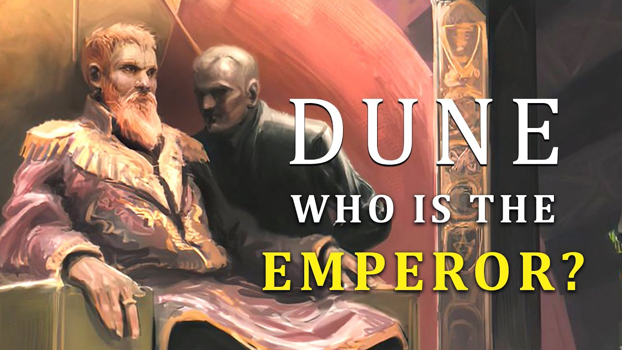 Download Dune: Who is The Emperor Explained in FIVE Minutes
