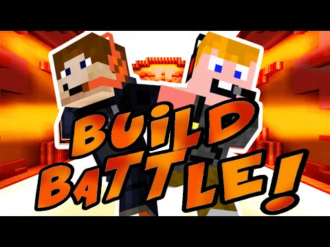 Minecraft - Build Battle TEAM!