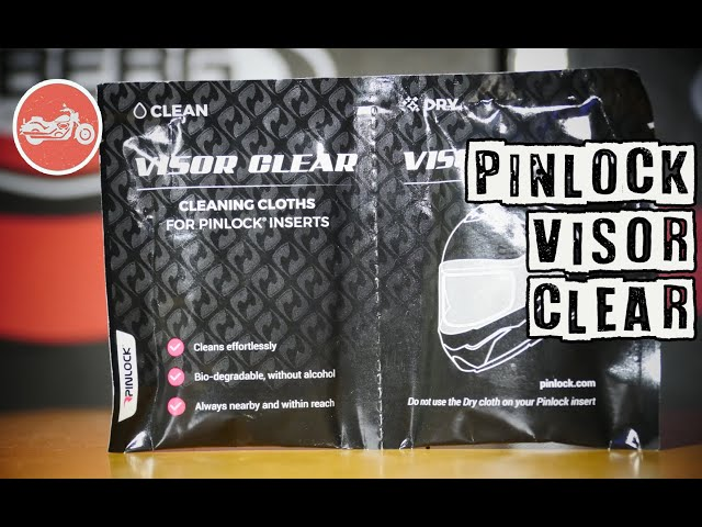 How to clean a Pinlock anti-fog insert lens   Pinlock Nasıl Temizlenir?