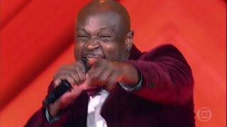 Nigeriano Lumi canta Cheerleader - OMI | The Voice Brasil 2016 3º dia 20/10