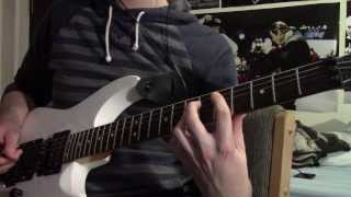 Guitar Gangsters & Cadillac Blood - Volbeat (Cover)