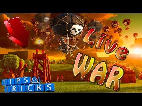 CWL Premiere Live War Sweet Attacks! | War Addicts vs AOW