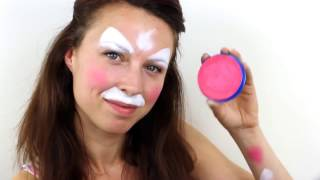 Tuto maquillage Marie Les Aristochats