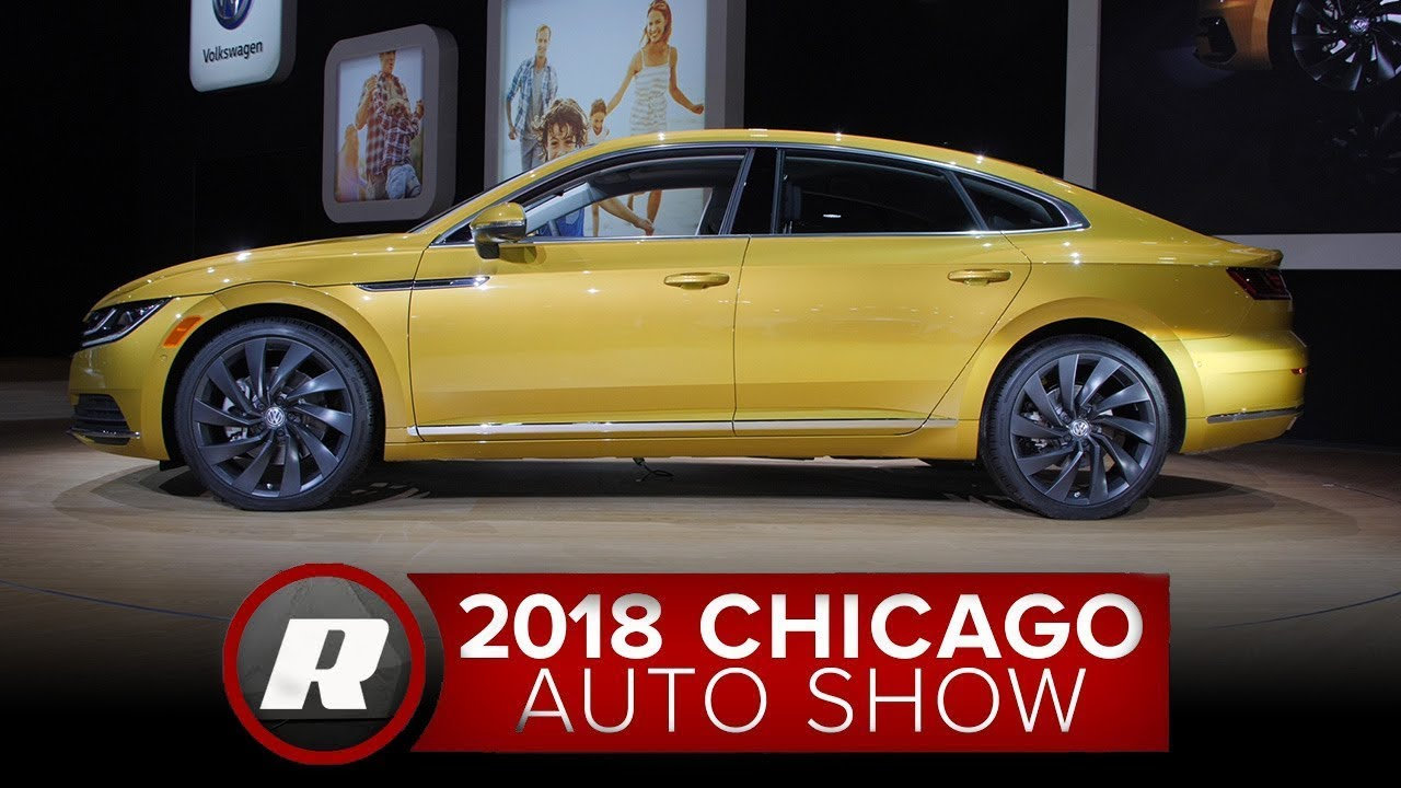 First look at VW's brand-new 2019 Arteon - 2018 Chicago Auto Show