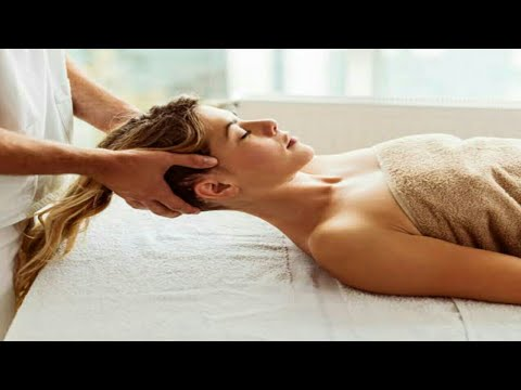 Pressure point to get rid of head and neck pain Instantly/ self massage