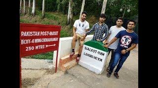 Sialkot Pakistan Border Visit 2018