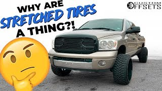 why-are-stretched-tires-a-thing