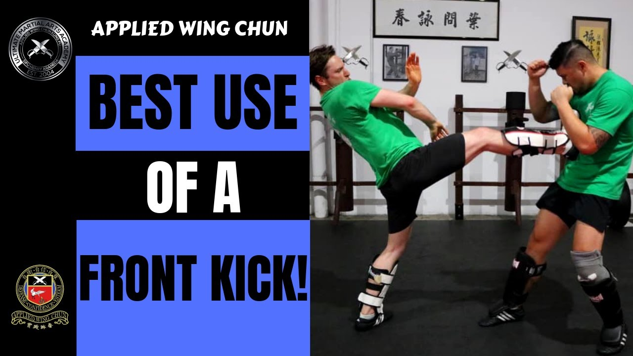 Communication on this topic: How to Use a Front Kick for , how-to-use-a-front-kick-for/