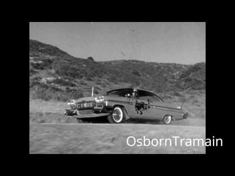 1958 Plymouth Fury Commercial - Happy New Years!  with Tom Kennedy