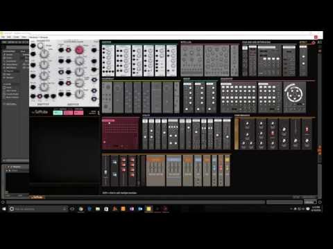Modular synthesis with Softube Modular and Ableton