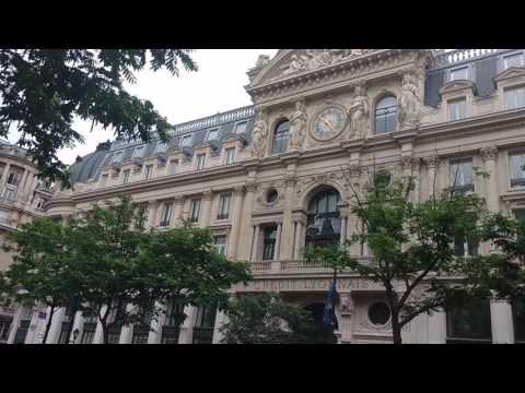 The Gorgeous Buildings of Paris France