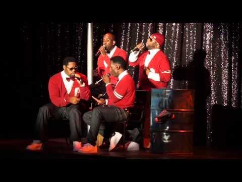 I Do (HD) - Boyz II Men w/ Marc Nelson at Terry Fator Theatre (The Mirage in Las Vegas) - 07/12/2014