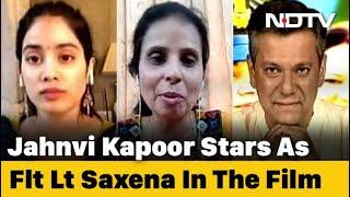 'Gunjan Saxena: The Kargil Girl' - The Movie's NDTV Connection
