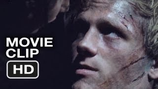 The Hunger Games #11 Movie CLIP - The Kiss (2012) HD Movie