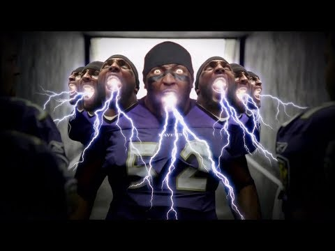 Importance Of Teamwork By Ray Lewis - Extreme Motivational V
