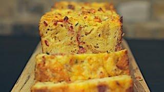 Bacon N Eggs Breakfast Loaf
