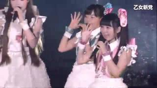 JAM EXPO 2015 ストロベリーステージ 乙女新党 2015.08.29 @JAM Expo201...