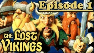 [Let's Play FR] The Lost Vikings - en CoOp avec Zana : Episode 1