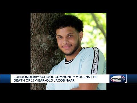 Londonderry school community mourns Jacob Naar, senior killed in crash