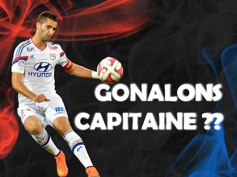 Maxime Gonalons n'est plus le capitaine de l'OL