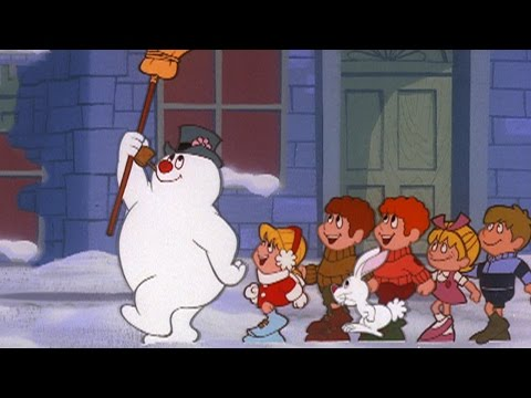Ray Conniff - Frosty the Snowman (HD) (CC)