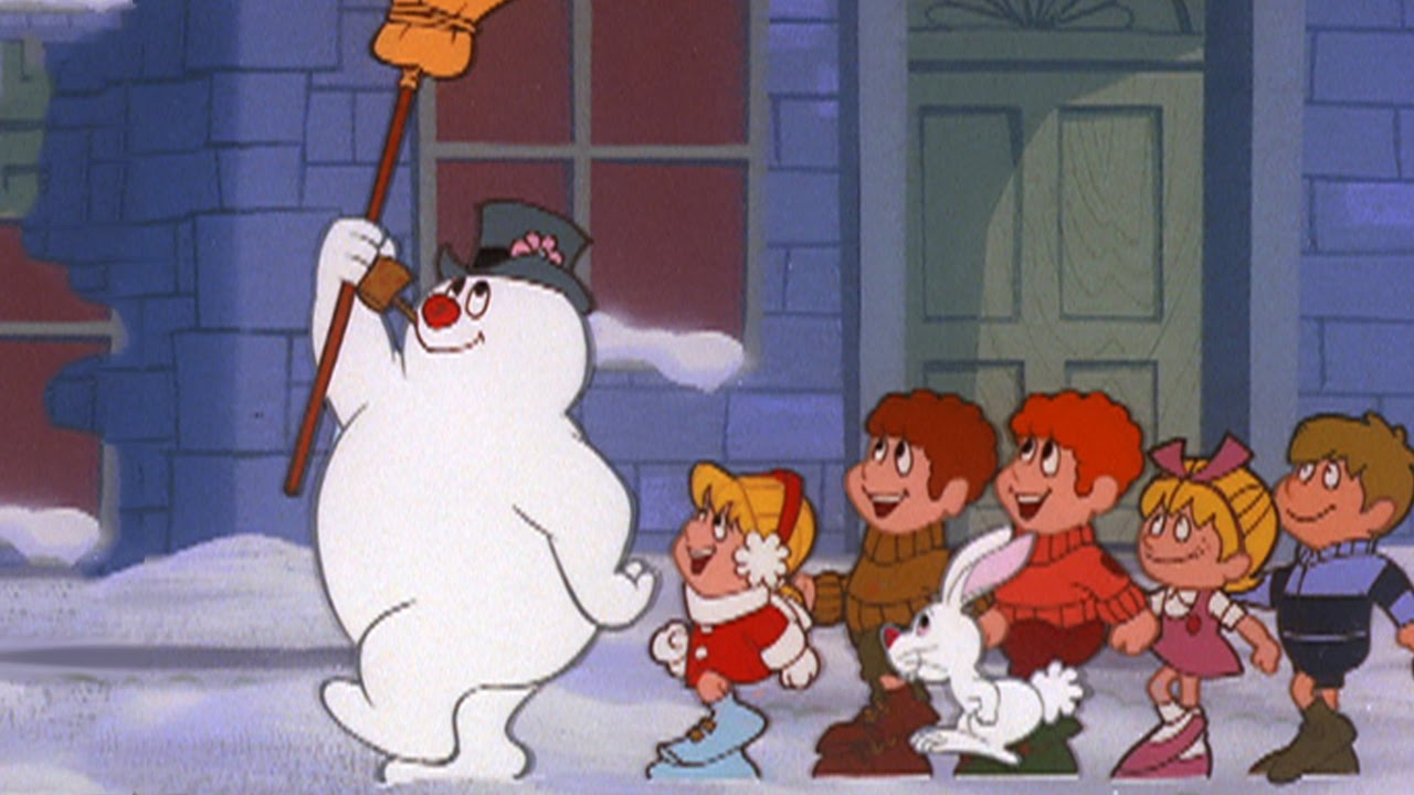 Uncategorized Frosty The Snowman Video ray conniff frosty the snowman hd cc youtube