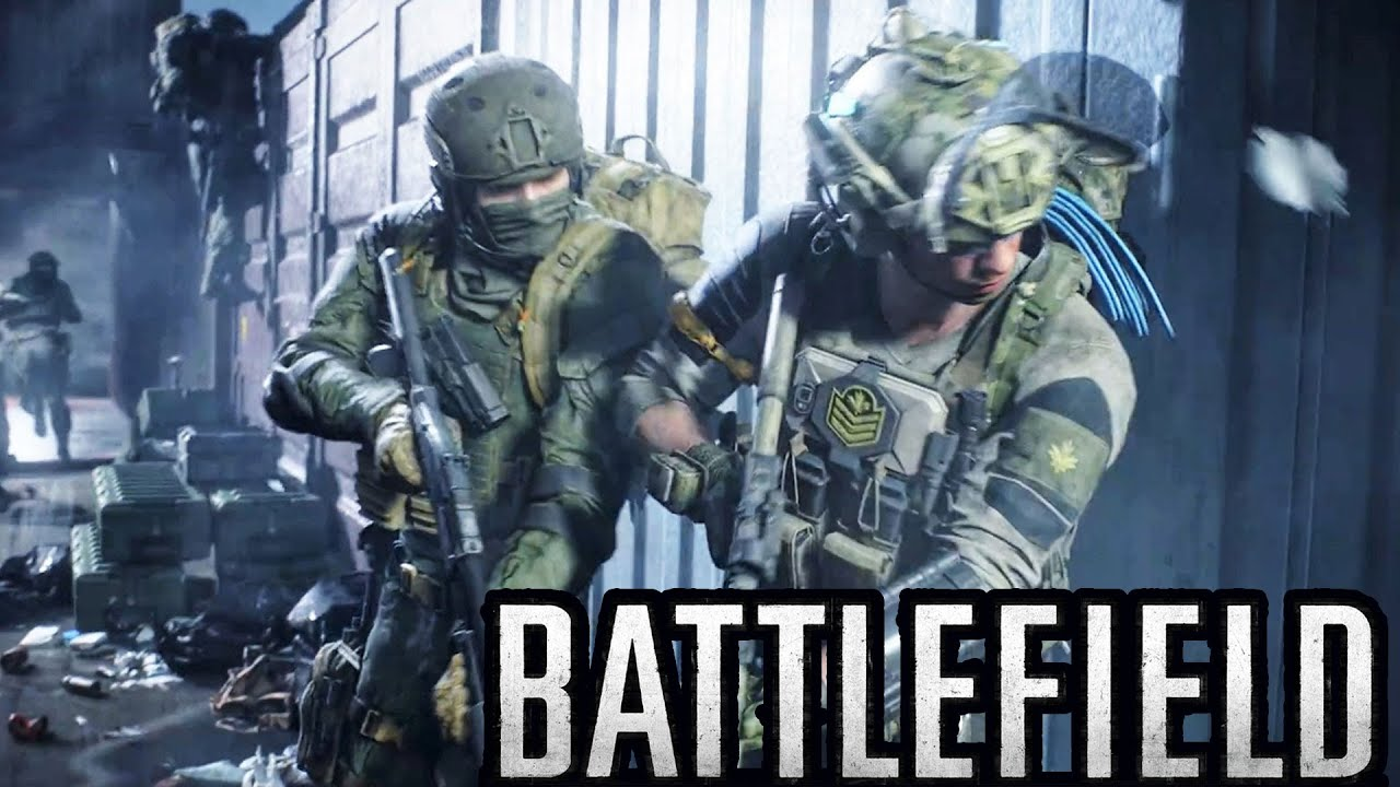 What we learned in the 'Battlefield 2042' reveal trailer