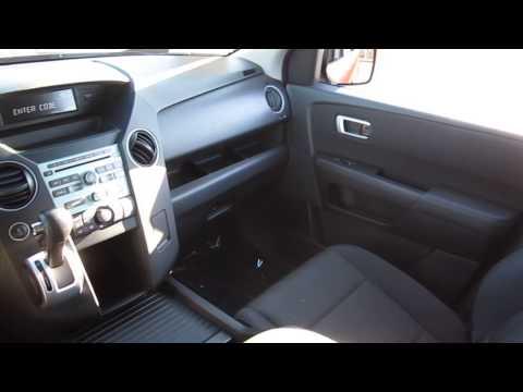 2011 Honda Pilot, Maroon - STOCK# B2435 - Interior