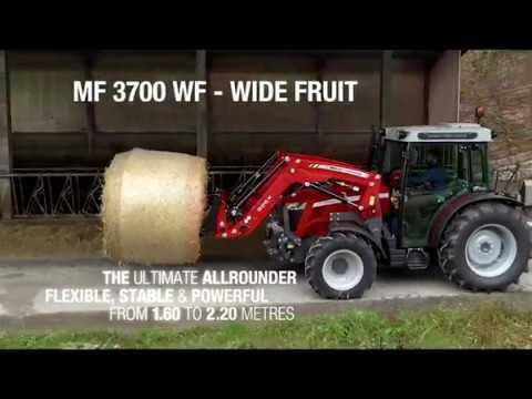 MF 3700 WF - UK