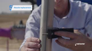 ScreenGuard™ Filter – Troubleshooting noises from the filter during operation | Netafim