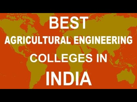 best-agricultural-engineering-colleges-in-india